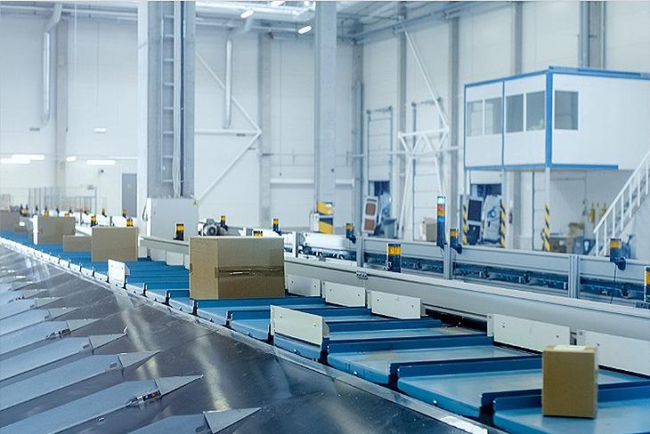 Industria de la automatización de almacenamiento