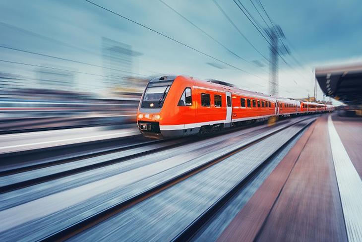 Industria del transporte ferroviario