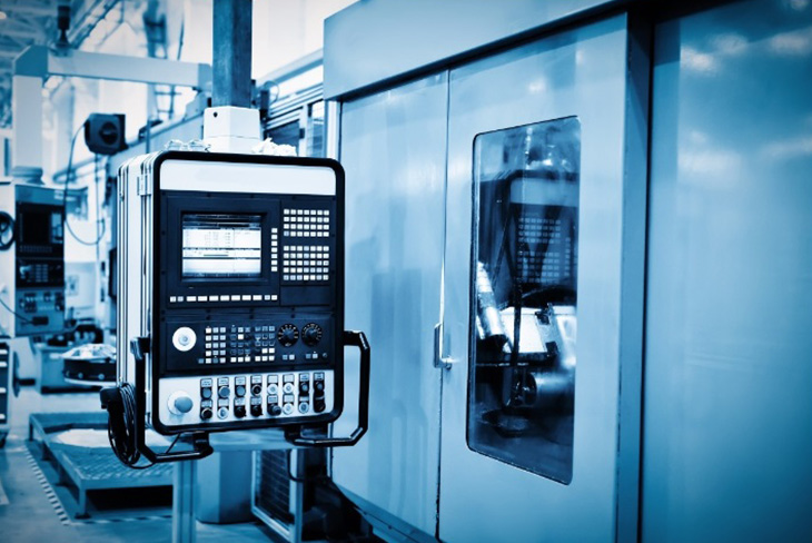 Industria de equipos CNC