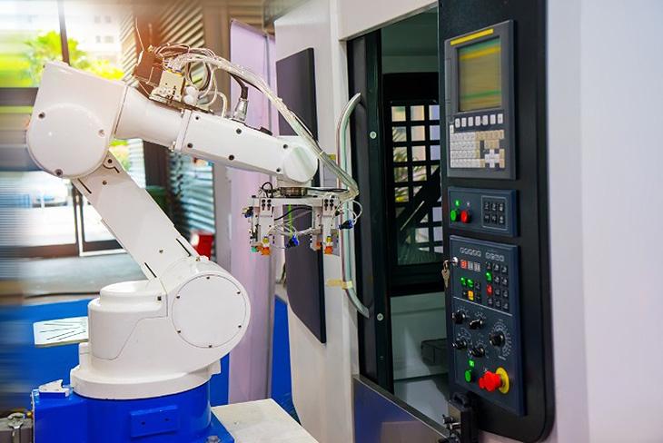 Industria de equipos de automatización